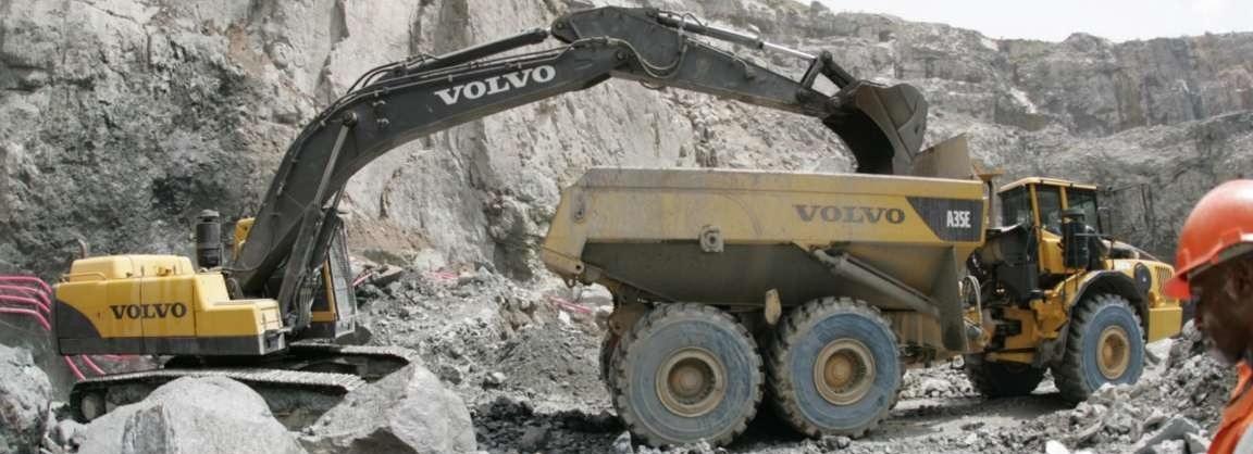 quarryloading