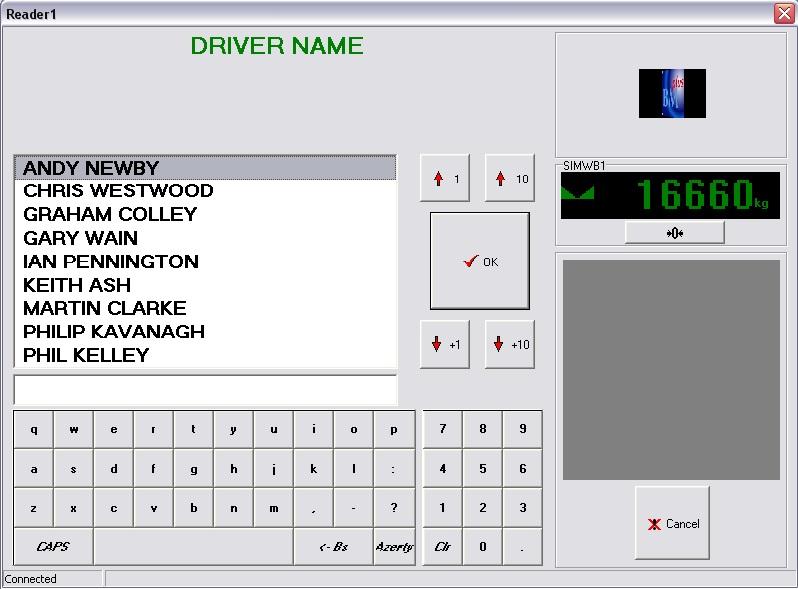 Driver-Screen